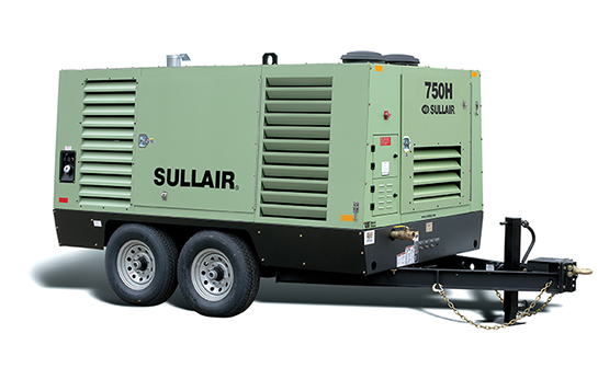 Sullair 750H