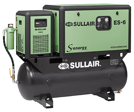 ES-6 S-energy® Rotary Screw Air Compressors
